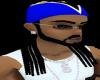 St Lucia bandana dreads