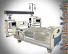 Animated ICU HospitalBed