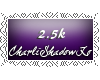 {CS}2.5k Support Stamp