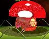 Fairy Mushroom Home