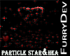 particle star& heart