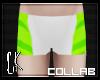 CK-Orinia-Slice Shorts