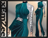 MZ - Seria Gown Teal