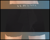 XL Versace Black Briefs