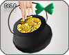 !! St. Patrick ~ Gold