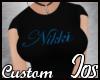 Jos~ Nikki's Custom Tee