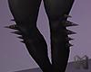 COAL Leg Spikes Onyx