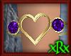Heart Bracelet February