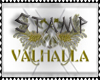 Valhalla Support Stamp