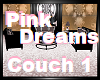 Pink Dreams Couch 1
