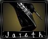 [J] Dark Intention Boots