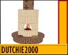 D2k-Design Fireplace