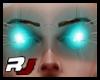 Futurist eyes halo