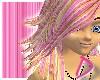~D Breeze pink streaks