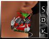 #SDK# TDC Earrings