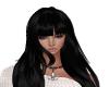 !! long black aicha hair
