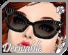 ~AK~ Cateye Sunglasses