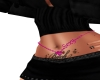 Pink Sexy Belly Chain