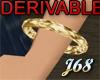 J68 Bracelet Gold