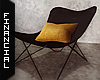 ϟ Retro Accent Chair
