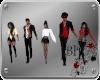 [BIR]Animated Group Walk