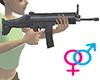 FN SCAR Assualt Rifle