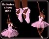 BALLERINA shoes pink