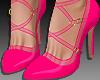 Pink Pencil Heel �