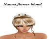 EG naomi blond flower