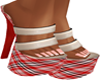 niki red stripes