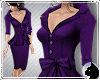 !Sash Suit Purple