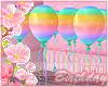 Rainbow Balloons ~