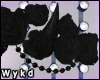 Devilish Roses Crown