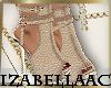 AC! Nanda Cream Heels