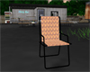 Single Lawn Chair