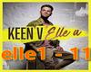 [MIX] Keen'v - Elle a