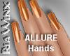 Wx:Sleek Allure Pumpkin