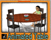 Aminated Table 6 Pose