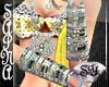 [SY]Dimond bride bangles