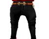 (Xii) Blk  Pants