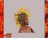 Fire Mohawk (anim) (M)