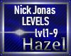 {HG}Levels-Nick Jonas