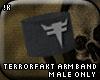!K Terrorfakt ArmBand(M)