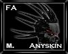 (FA)Anyskin HeadSpikes M