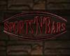 Sports'N'Bars Sign 3D