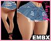 EMBX Bimbo Short Jeans23
