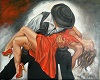 Salsa Dance Art X