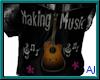 (A) Making Music Jacket
