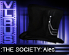 THE SOCIETY: Alec-tophat