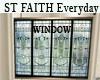 ST FAITH EVERYDAY WINDOW